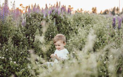 Luonnonkosmetiikka lasten ja äitien ihonhoidossa
